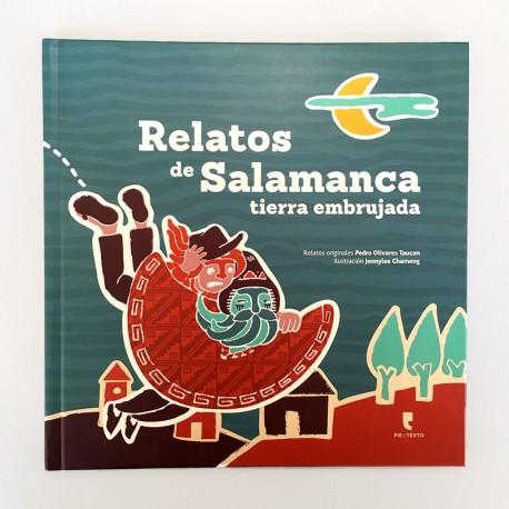 Relatos de Salamanca, Tierra embrujada