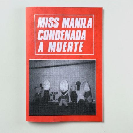 Miss Manila condenada a muerte