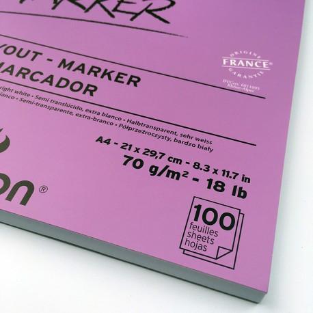 Croquera CANSON XL Black
