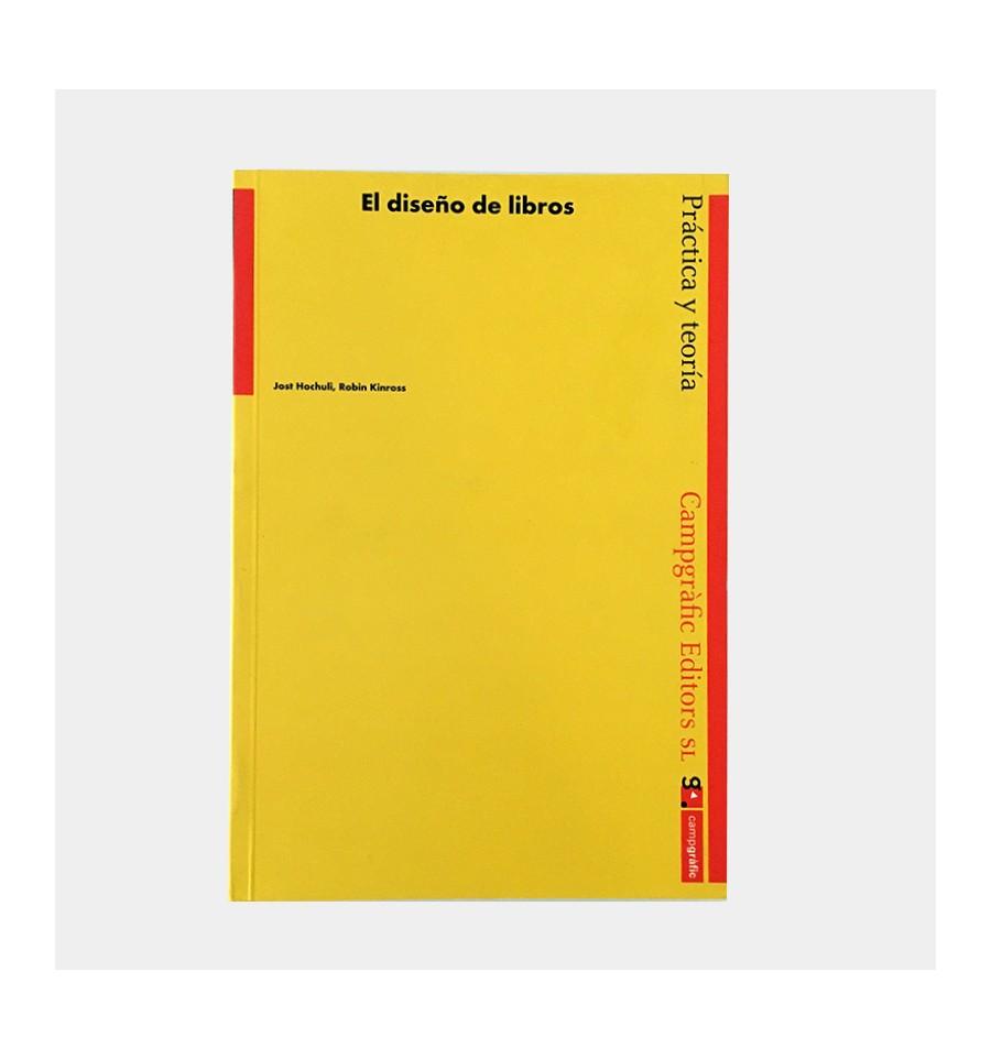El dise o de libros pr ctica y teor a for Libros de diseno grafico