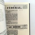 Historia del periódico y su evolución tipográfica