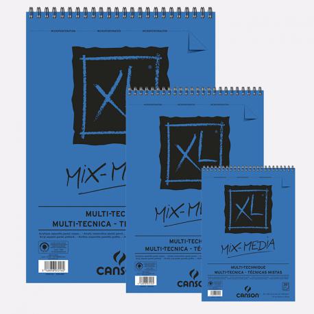 Croquera CANSON XL Mix Media