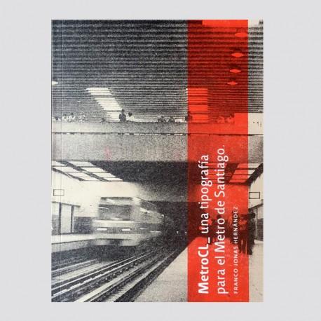 Metro_CL una tipografía para el Metro de Santiago