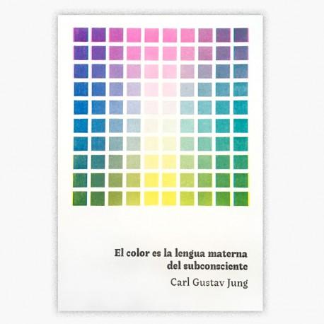 Afiche Colores Carl Gustav Jung