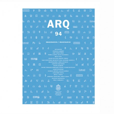 Revista ARQ 94 – Imaginarios