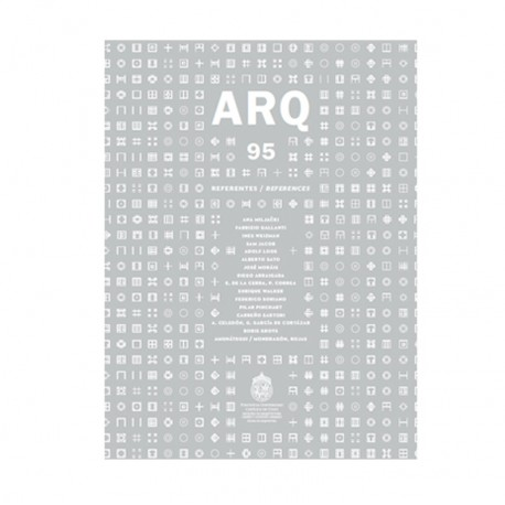 Revista ARQ 95 – Referentes