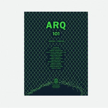 Revista ARQ 101 – Libertad Mayo 2019