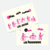 Postales de músicos chilenos