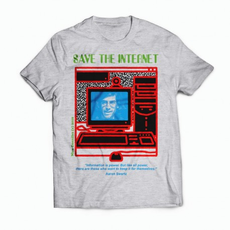 Polera Save the Internet