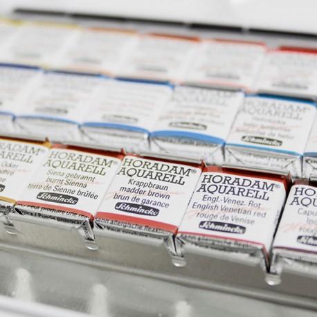 1/2 pastilla Acuarelas Horadam Schmicke
