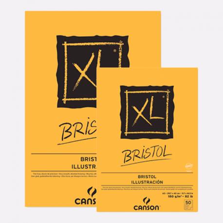 Croquera CANSON XL Bristol
