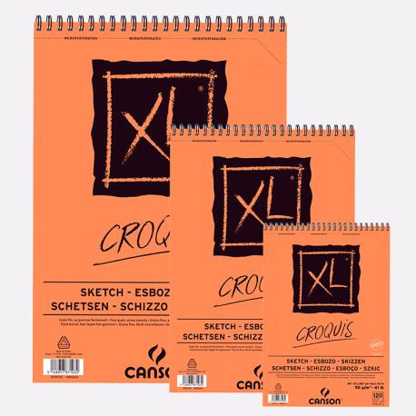 Croquera CANSON XL Croquis
