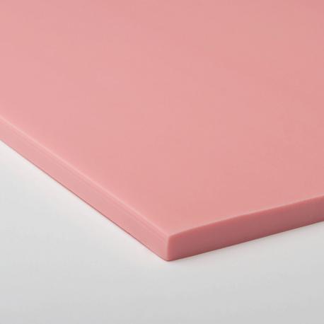 Goma para grabado rosa